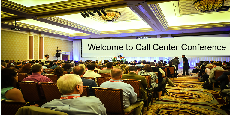 Call Center Conference